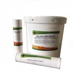 LUB-ALTA TEMP solución coloidal aceite-grafico