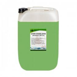 Anticongelante verde 30% -18ºC