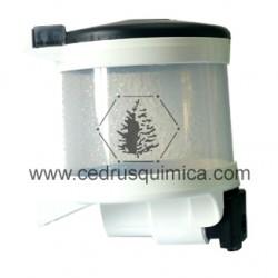 Dosificador jabon de pared 1 litro