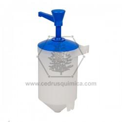 Dosificador jabón pared 1,5 litros