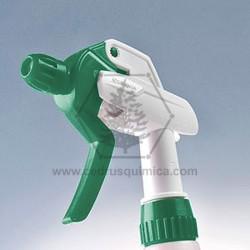 Pulverizador manual GRANDE VERDE (sin botella)