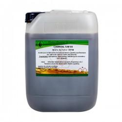 Aceite motor 5W30 Cedrus 5 litros OFERTA 9,5 EUROS/garrafa+iva