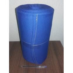Toalla de tela en ROLLO lavabo Azul (ENTREGADAS   4