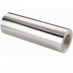 Aluminio en film alimenticio tamaño 30x300 cm