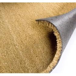 Alfombra para suelo de coco Medida: 1,5 cm alto por 127x108 cm